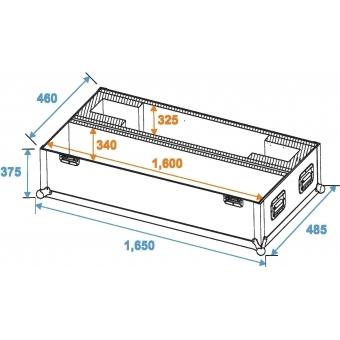 ROADINGER Flightcase LCD ZL60-2 #6