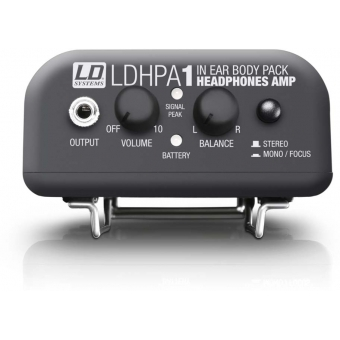 HPA1 - AMPLIFIER FOR HEADPHONES AND WIRED IEM #4