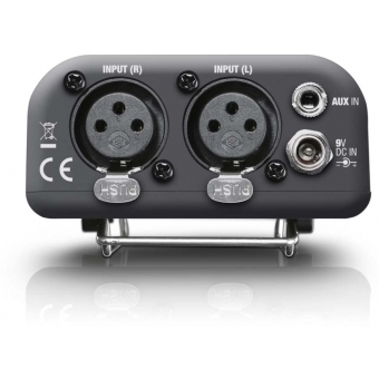 HPA1 - AMPLIFIER FOR HEADPHONES AND WIRED IEM #5