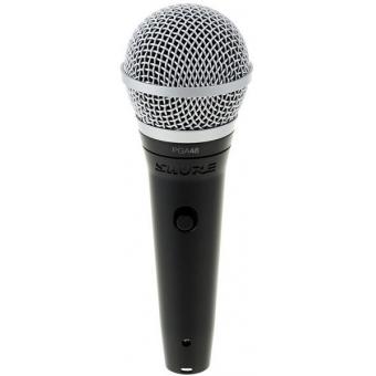 Microfon vocal SHURE PGA48 #2