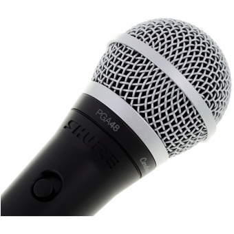 Microfon vocal SHURE PGA48 #3