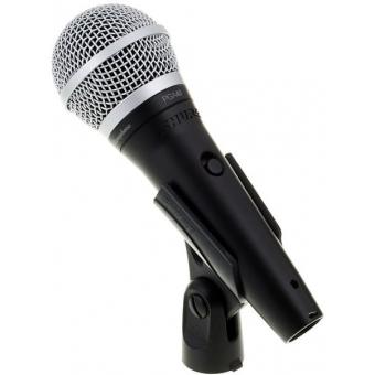 Microfon vocal SHURE PGA48 #4