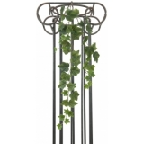EUROPALMS Ivy garland embossed green 81cm