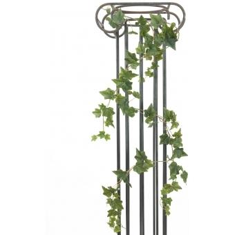 EUROPALMS Ivy garland embossed green 183cm