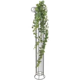 EUROPALMS Ivy garland embossed green 180cm