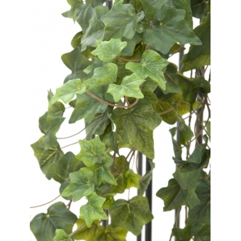EUROPALMS Ivy garland embossed green 180cm #2