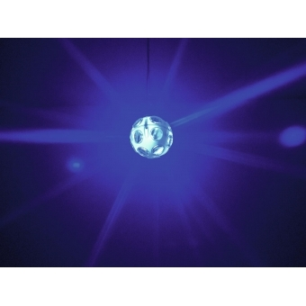 EUROLITE LED Twinkle Ball tc #6