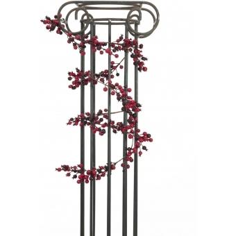 EUROPALMS Berry garland mixed 180cm