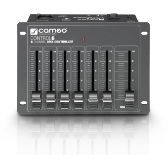 Controller DMX 6 canale - Cameo 6 #3