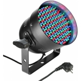 Cameo Par 56 LED RGB - 151x5mm - negru