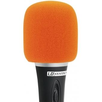 Burete microfon LD Systems D 913 negru #3