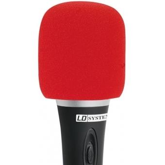 Burete microfon LD Systems D 913 negru #4