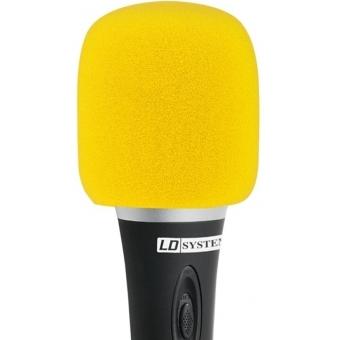 Burete microfon LD Systems D 913 negru #5