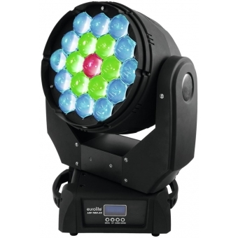 EUROLITE LED TMH-X5 Moving Head Wash Zoom #2