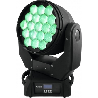 EUROLITE LED TMH-X5 Moving Head Wash Zoom #7