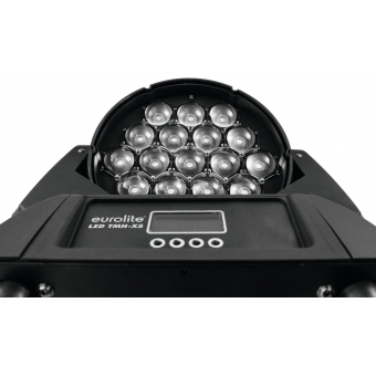 EUROLITE LED TMH-X5 Moving Head Wash Zoom #9