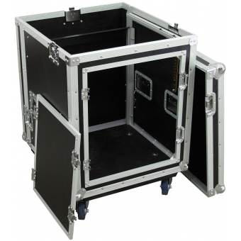ROADINGER Special Combo Case Pro, 14U with wheels