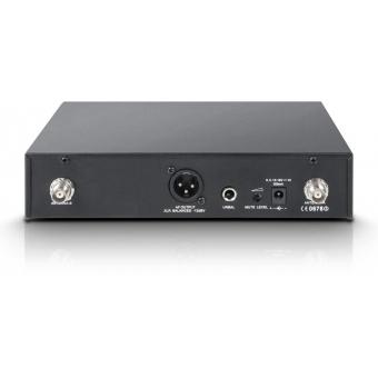 Sistem wireless cu beltpack si lavaliera LD Systems WS 1000 G2 BPL #2