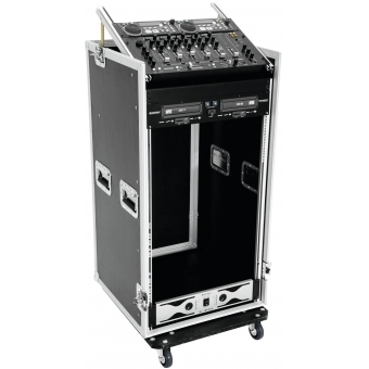 ROADINGER Special Combo Case Pro, 20U with wheels