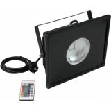 EUROLITE LED IP FL-50 COB RGB 60° RC