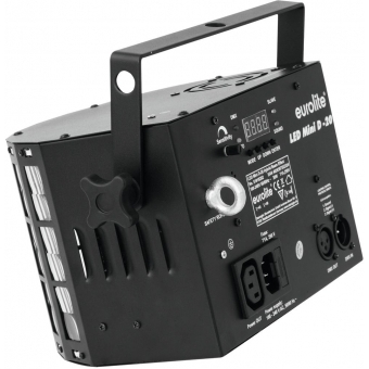 EUROLITE LED Mini D-20 Hybrid Beam Effect #3