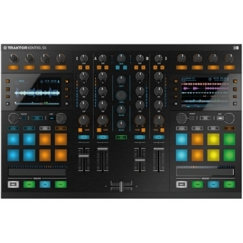 Native Instruments Traktor Kontrol S5 #1