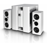 Sistem activ compact LD Systems Dave 8 XS alb