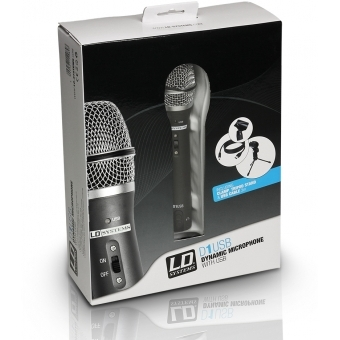 Microfon vocal USB LD Systems D1 USB #5
