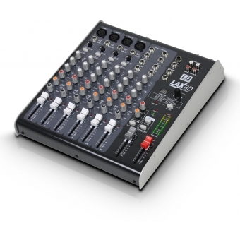 Mixer LD Systems Lax 8D - 8 canale cu DSP #2