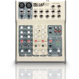 Mixer 6 canale LD Systems LAX 6