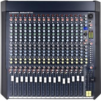 Mixer Allen & Heath Mixwizard WZ4 16:2