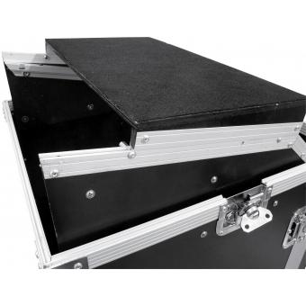 ROADINGER Special Combo Case LS5 Laptop Desk, 12U #7