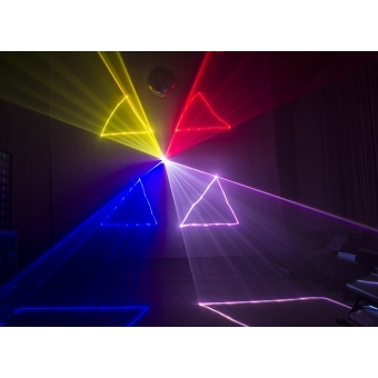 RGB Animation Laser Light SPL-RGB-244 #4