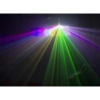 RGB Animation Laser Light SPL-RGB-244 #3