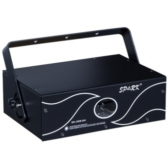 RGB Animation Laser Light SPL-RGB-244
