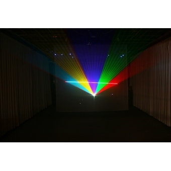 Mini text + clock laser light SPL-RGB-201 #3