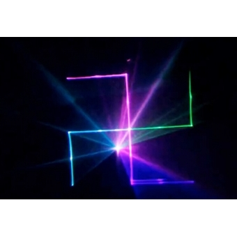 Mini text + clock laser light SPL-RGB-201 #2