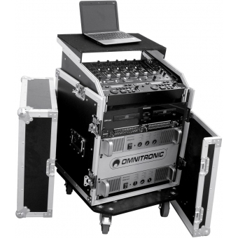 ROADINGER Special Combo Case LS5 Laptop Desk, 17U #9