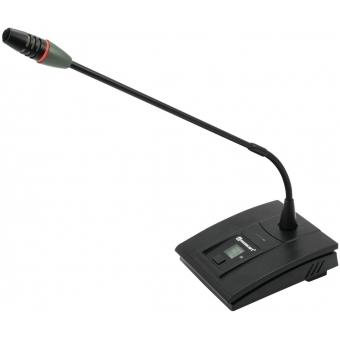 RELACART UD-200 UHF-Gooseneck Microphone #2