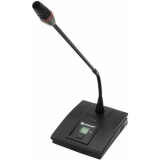 RELACART UD-200 UHF-Gooseneck Microphone