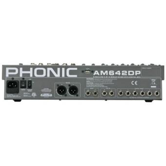 Mixer Phonic AM642DP #2