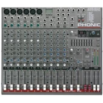 Mixer Phonic AM642DP