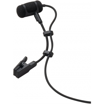 Microfon instrument cu clip-on Audio-Technica ATM350CW
