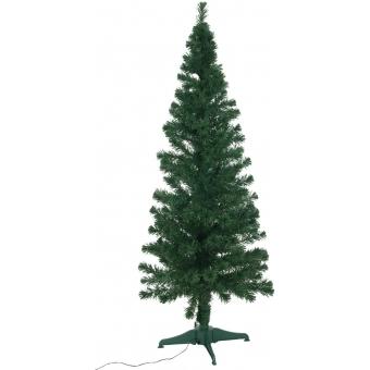 EUROPALMS Christmas tree Fiber LED, 180cm, green