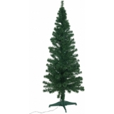 EUROPALMS Christmas tree Fiber LED, 180cm, green