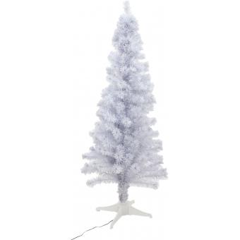 EUROPALMS Christmas tree Fiber LED, 180cm, white