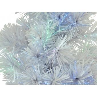 EUROPALMS Christmas tree Fiber LED, 180cm, white #2