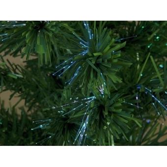 EUROPALMS Christmas tree Fiber LED, 180cm, white #3