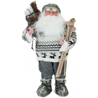 EUROPALMS Santa claus incognito, 60cm