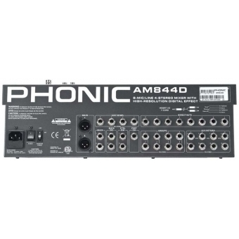 Mixer Phonic AM844D #2